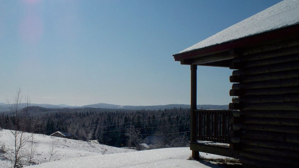 Pittsburg Cabin4-Snow