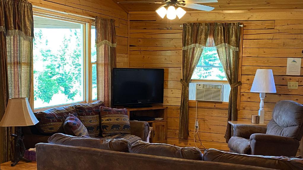 Country Cabin interior 3