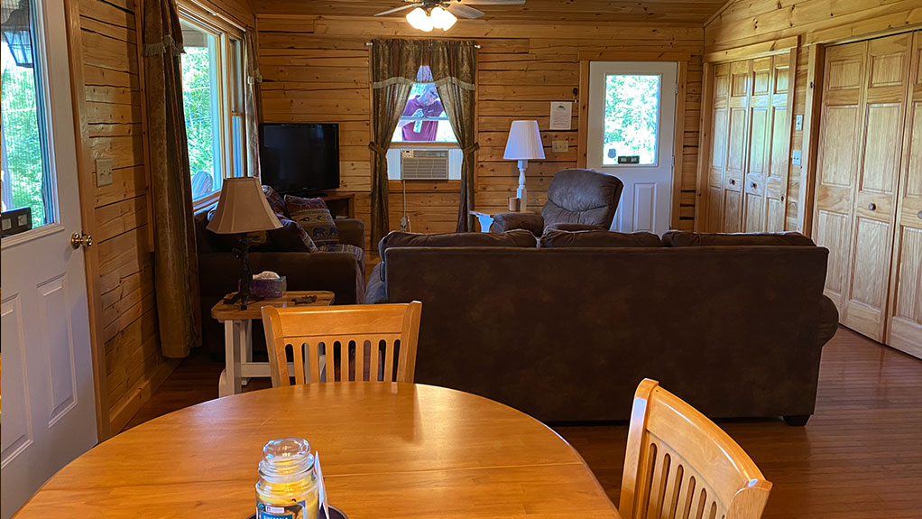 Country Cabin interior 4