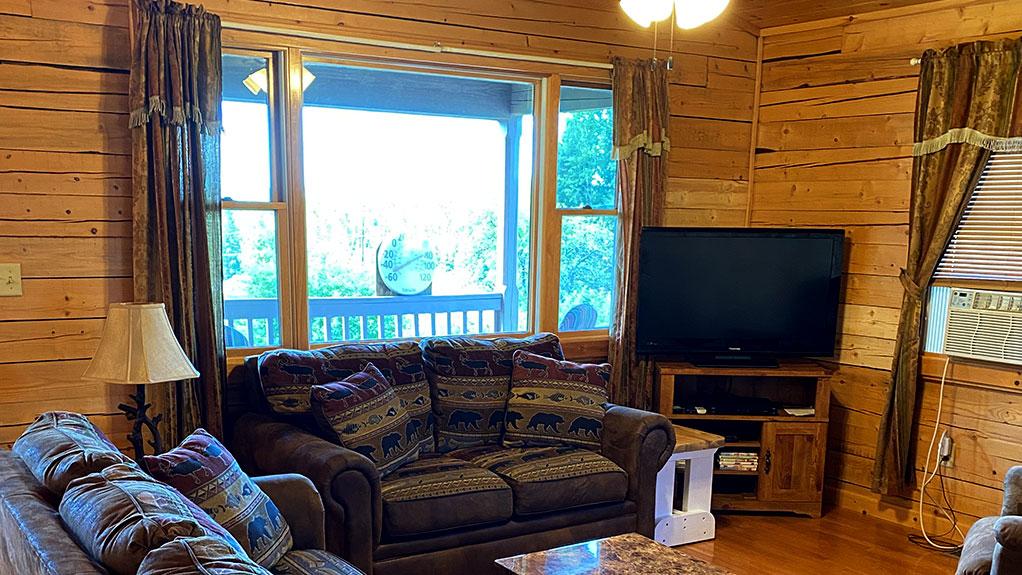 Country Cabin interior 6
